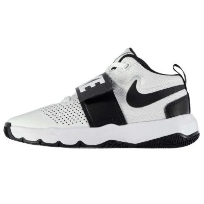 Pantof Minge Baschet Nike Team Hustle D8 copil baietel