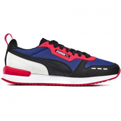 Pantof Men's Puma R78 navy blue-red-white-black 373117 09