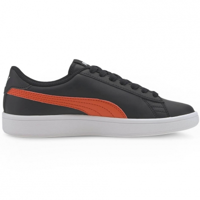 Pantof 's Puma Smash L Jr v2 black 365170 22 copil