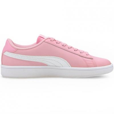Pantof 's Puma Smash L Jr v2 pink 365170 24 copil