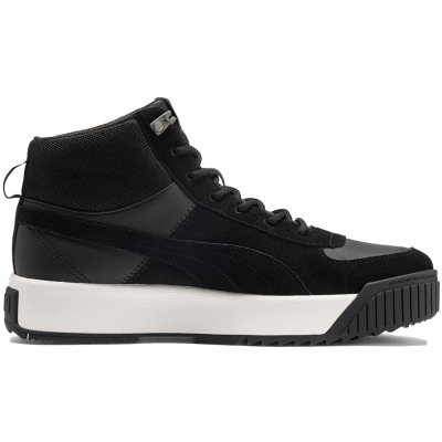 Pantof Men's Puma Tarrenz Sb black and white 370551 01