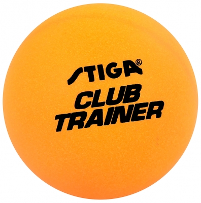 Pantof sport panza Minge tenis Table STIGA CLUB orange 72 pcs