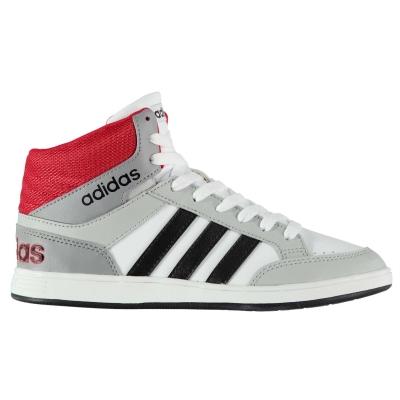 Pantof sport adidas Hoops Mid Top Child baietel