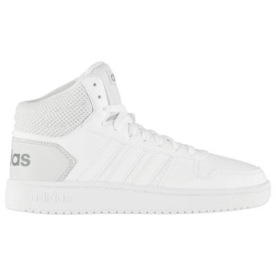 Pantof sport adidas Hoops Mid Top barbat