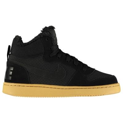 Pantof sport Nike Court Boro Winter Mid Top copil baietel