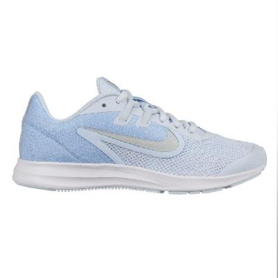 Adidasi sport Nike Downshifter 9 (gs) Fetite shades of albastru