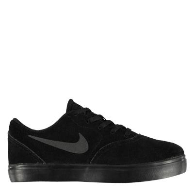 Pantof sport Nike SB Check Suede copil baietel