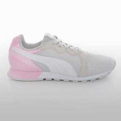 Adidasi sport roz cu gri Puma Pacer Femei