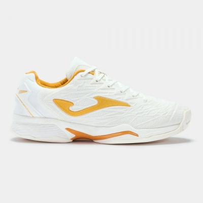 T.ace Pro 2002 White-gold All Court dama Joma