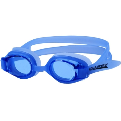 Ochelar Inot Aqua-Speed Atos niebieska 01/004065