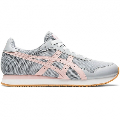 's Asics Tiger Runner gray-pink 1192A160 022 dama
