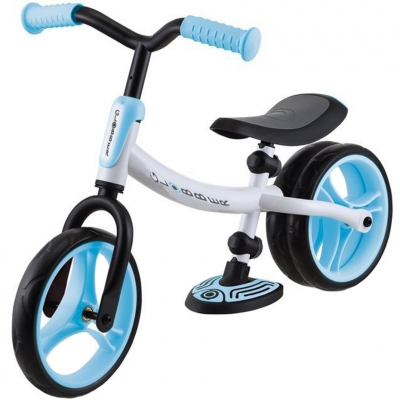 Balance bike Globber GO Bike DUO 614-201 blue Smj