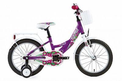 Bicicleta pentru Copii Leader Fox Busby Girl 16 inch