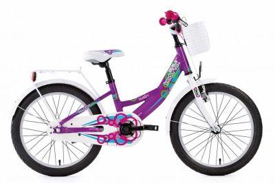 Bicicleta pentru Copii Leader Fox Busby Girl 18 inch