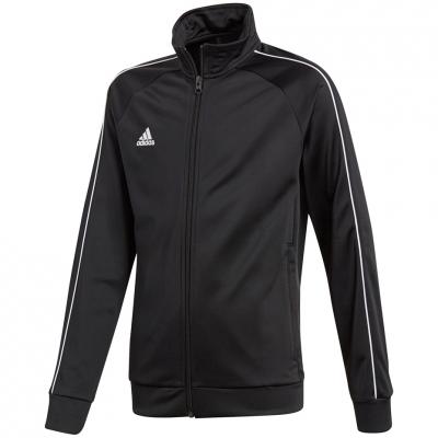 Bluza trening adidas Core 18 Pes JR black CE9052 adidas teamwear