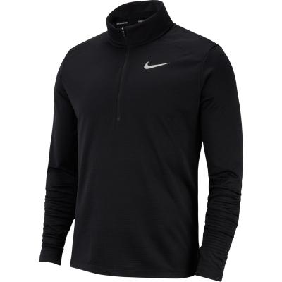 Nike Half Zip Core Maneca Lunga Running Top barbat