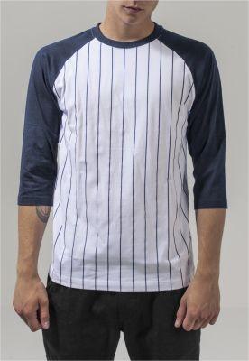 Tricou Contrast 3/4 Sleeve Baseball Urban Classics