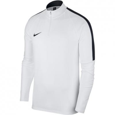 Bluza trening Nike Dry Academy 18 Drill Top LS white 893624 100