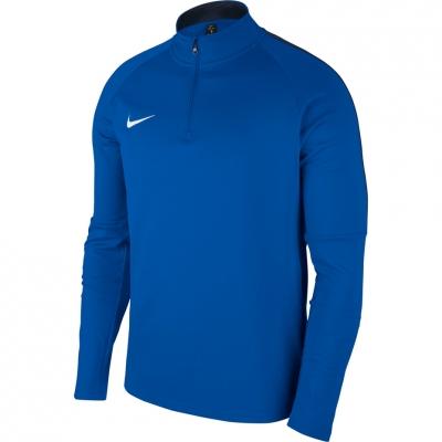 Bluza trening Nike Dry Academy 18 Drill Top LS blue 893624 463