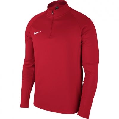 Bluza trening Nike Dry Academy 18 Drill Top LS red 893624 657