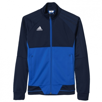 Training blouse adidas TIRO 17 PES JR navy-blue BQ2610 adidas teamwear