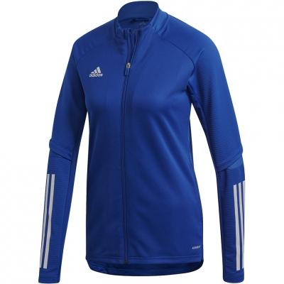 Bluza trening 's adidas Condivo 20 Training blue FS7105 dama adidas teamwear