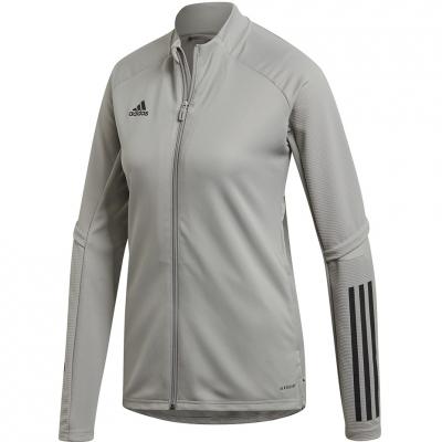 Bluza trening Adidas Condivo 20 Training 's gray FS7103 dama adidas teamwear