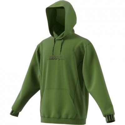 Bluza trening adidas D green GD9278 barbat