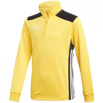 Bluza trening Adidas Regista 18 Training JR yellow DJ1841 adidas teamwear