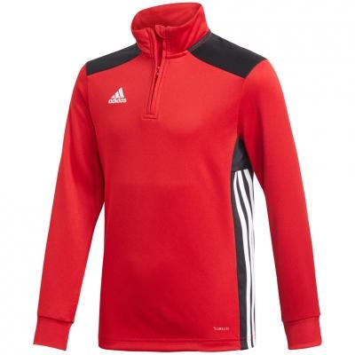 Bluza trening Adidas Regista 18 Training JR red CZ8656 adidas teamwear