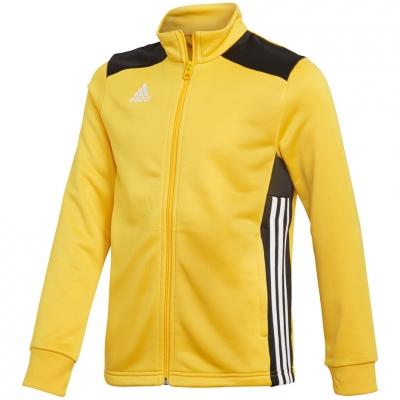 Bluza trening Adidas Regista 18 Pes JR yellow CZ8630 adidas teamwear