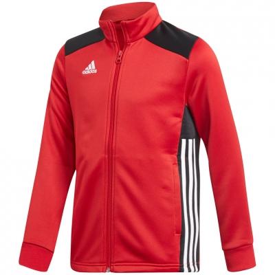 Bluza trening adidas Regista 18 Pes JR red CZ8633 adidas teamwear