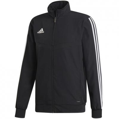 Bluza trening adidas Tiro 19 PRE JKT black DJ2591 adidas teamwear