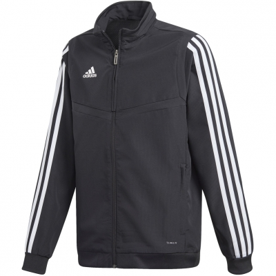 Bluza trening adidas Tiro 19 PRE JKT JR black DT5270 adidas teamwear