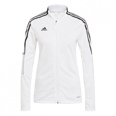 Bluza trening Adidas Tiro 21 Track white GM7302 adidas teamwear