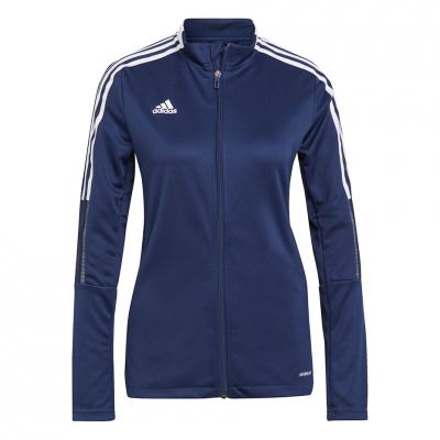 Bluza trening 's adidas Tiro 21 Track navy blue GK9663 dama adidas teamwear