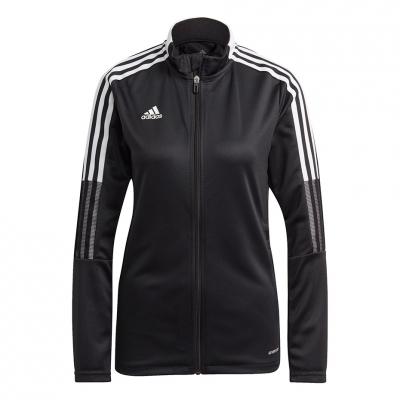 Bluza trening Adidas 's Tiro 21 Track black GM7307 dama adidas teamwear