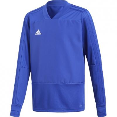 Bluza trening Boy's adidas Condivo 18 Training Top JR blue CG0390