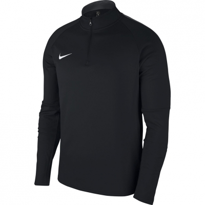 Bluza trening Nike Dry Academy 18 Dril Top LS for black 893744 010 copil copil