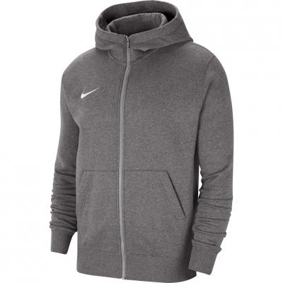 Bluza trening Bluza Hanorac Nike Park 20 Full for -Zip gray CW6891 071 copil