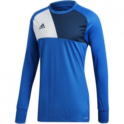 Portar blouse adidas Assita 17 GK JR blue AZ5399 adidas teamwear