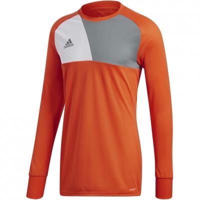 Bluza trening adidas Assita 17 GK JR orange AZ5398 adidas teamwear