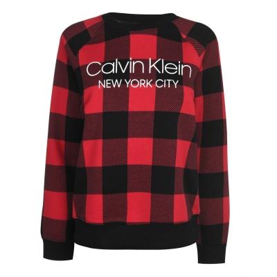 Bluza trening Calvin Klein Check