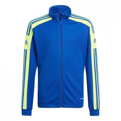 Bluza trening for adidas Squadra 21 Training Youth blue-green GP6454 copil adidas teamwear