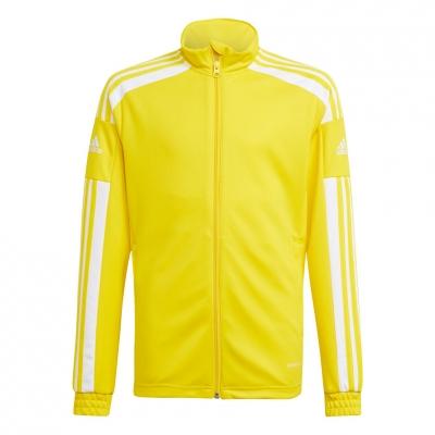 Bluza trening for adidas Squadra 21 Training Youth Yellow GP6453 copil adidas teamwear