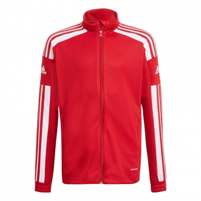 Bluza trening for adidas Squadra 21 Training Youth red GP6458 copil adidas teamwear