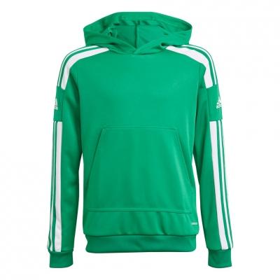 Bluza trening Hanorac Adidas Squadra 21 Youth green for GP6432 copil adidas teamwear