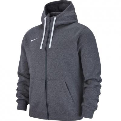 Bluza trening Hanorac Men's Nike FZ FLC TM Club 19 gray AJ1313 071