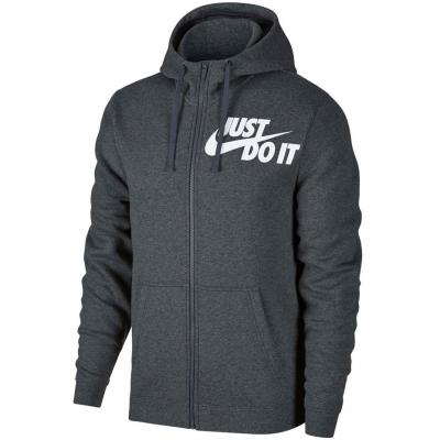 Bluza trening Hanorac Men's Nike M FZ JDI c.szara 886493 071