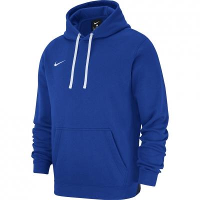 Bluza trening Hanorac Men's Nike M PO FLC TM Club 19 blue AR3239 463